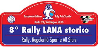 Rally LANA storico 2018