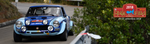Rally Elba Storico 2021 per Bruno Graglia e Roberto Barbero
