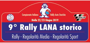 Rally Lana Storico 2019