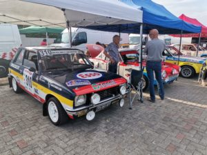 Bene la Dolly Motorsport al Rally Città di Torino